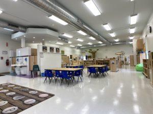 children's learning area - full space